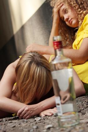 Get Informed - Teen Drinking